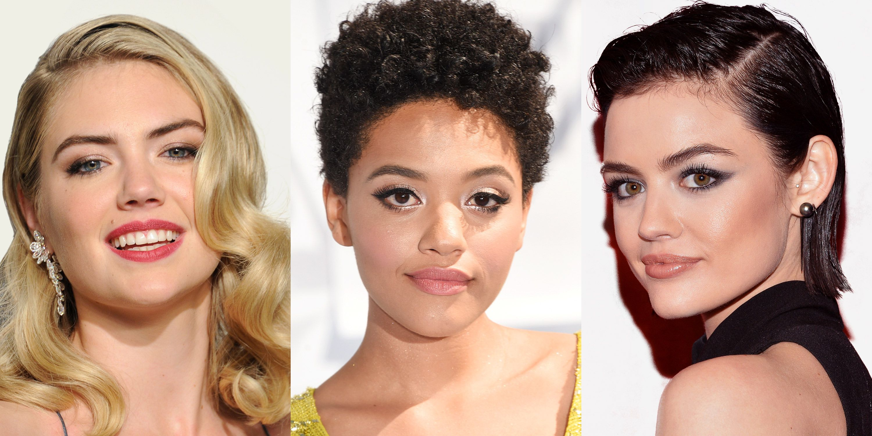 Read About Great Short Hairstyles That Will Fit Your Round Face